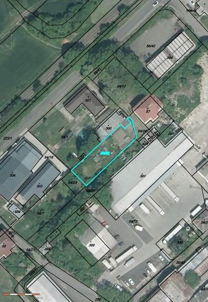 Prodej pozemku p.č. 54/22 v k.ú. Sulejovice, EAS/