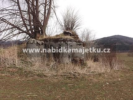 """77210912 (VS): Adolfovice – bunkr (""""řopík"""") SLO"""