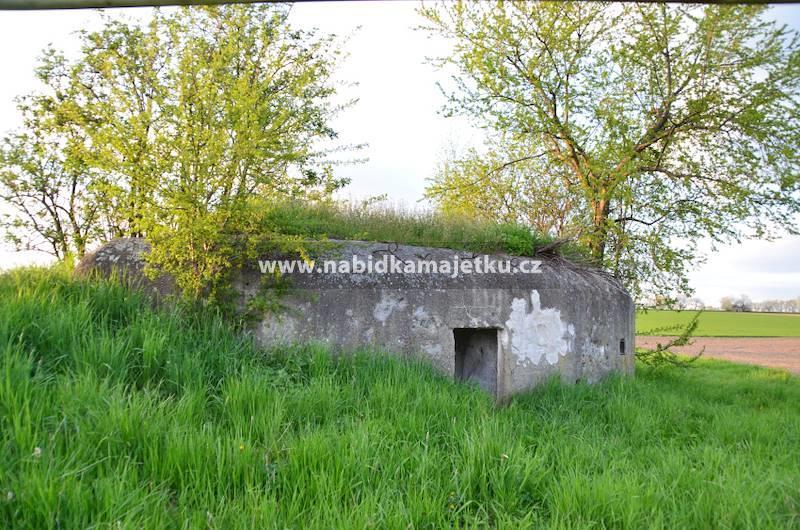 """77210923 (VS): Opava - bunkr (""""řopík"""") SLO VEČ"""