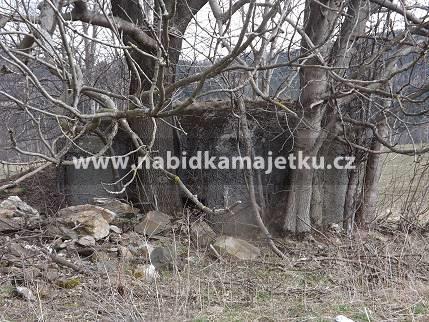 """77210913 (VS): Adolfovice – bunkr (""""řopík"""") SLO"""