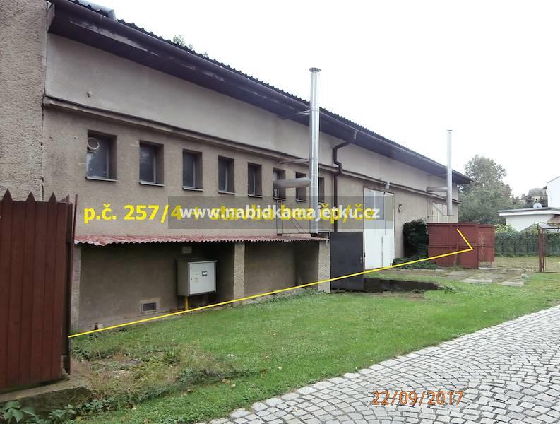 k.ú. Vidnava, stavební p.č. 257/4, včetně stavby