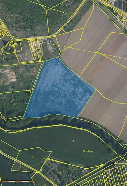 Plzeň - podíl 9/288 parcely č. 10648 o celkové