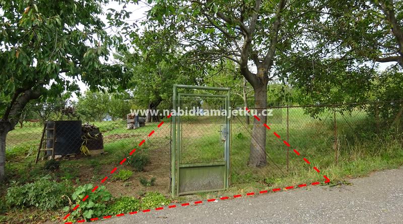 k.ú. Kunovice u Uherského Hradiště - pozemky parc.