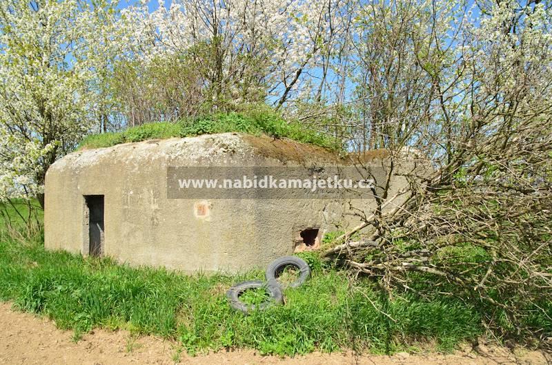 """77210921 (VS): Opava - bunkr (""""řopík"""") SLO VEČ"""