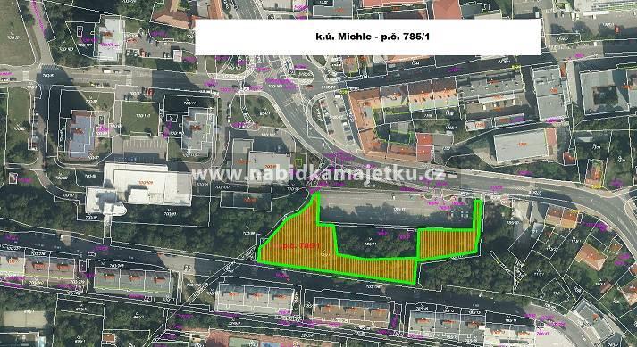 77210802 (VS): Praha – pozemek p.č. 785/1, k.ú.