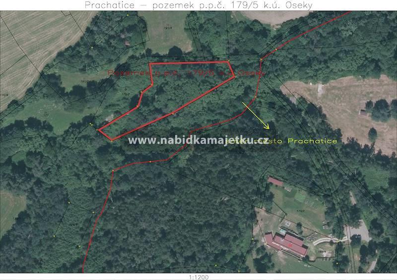 77210902 (VS): Prachatice - pozemek p.p.č. 179/5,