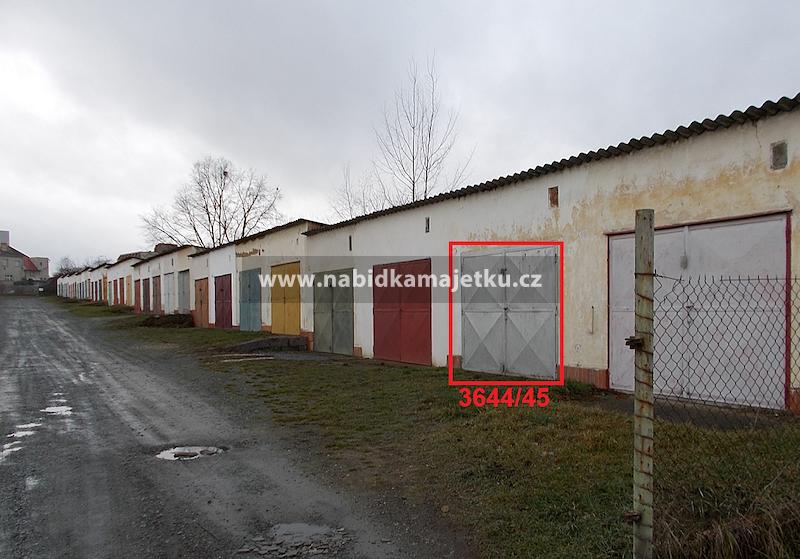 Pozemek p.č. 3644/45 k.ú. Plzeň