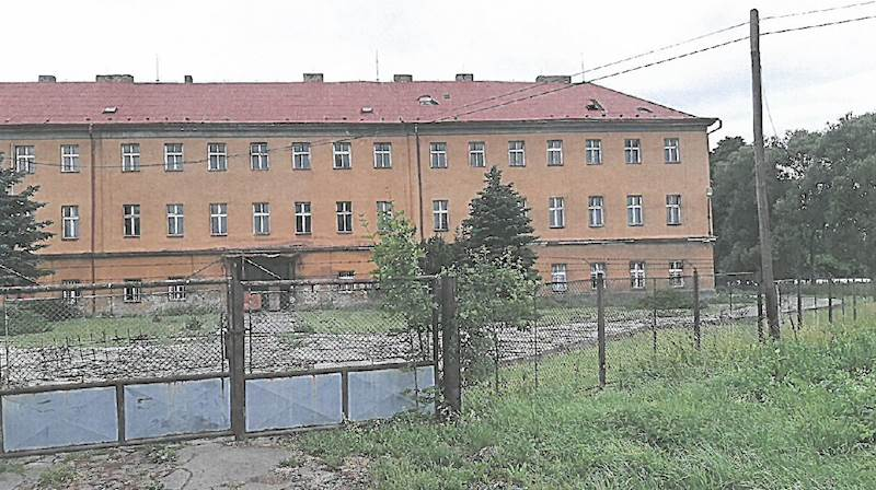 Verneřice - bývalá Leitenbergova kartounka -