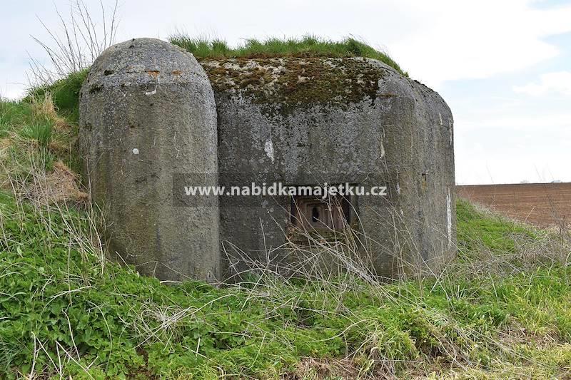 """77210920 (VS): Opava - bunkr (""""řopík"""") SLO VEČ"""