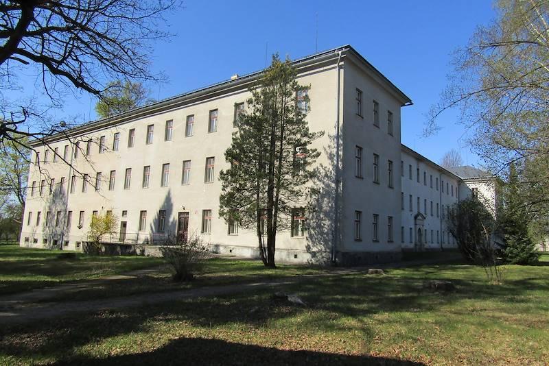 DRAŽBA - areál bývalého výchovného ústavu v