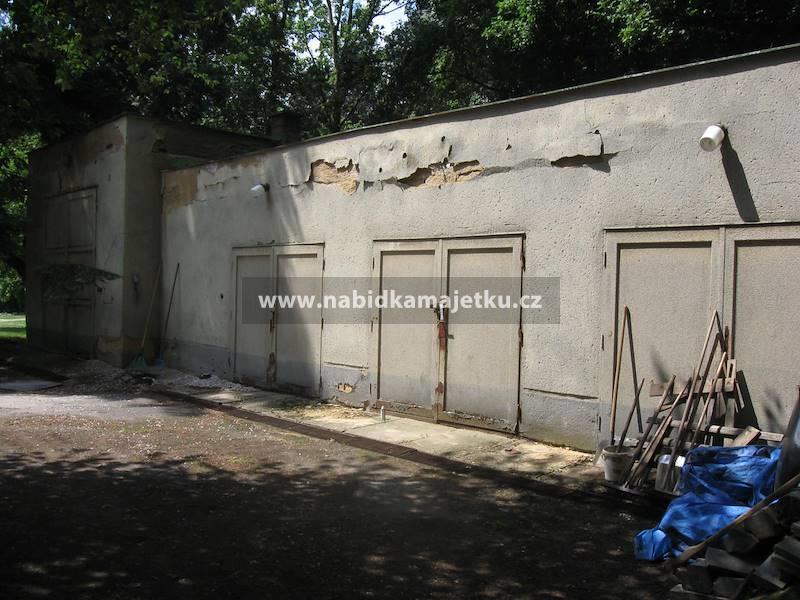 Miletín  - stavba bez čp/če - garáž na st.p.č. 536