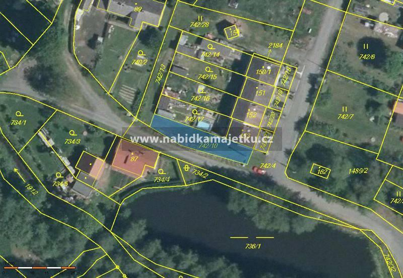 Hořehledy - pozemky p.č. 742/10 a 742/13