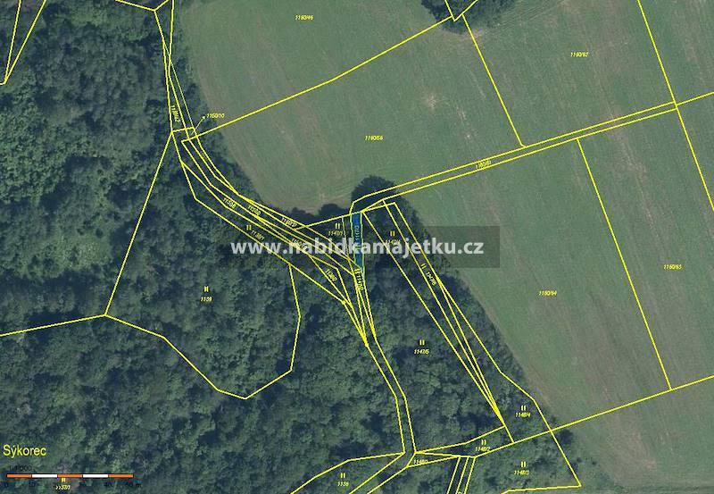 Neveklov, pozemek parc. č. 1147/3