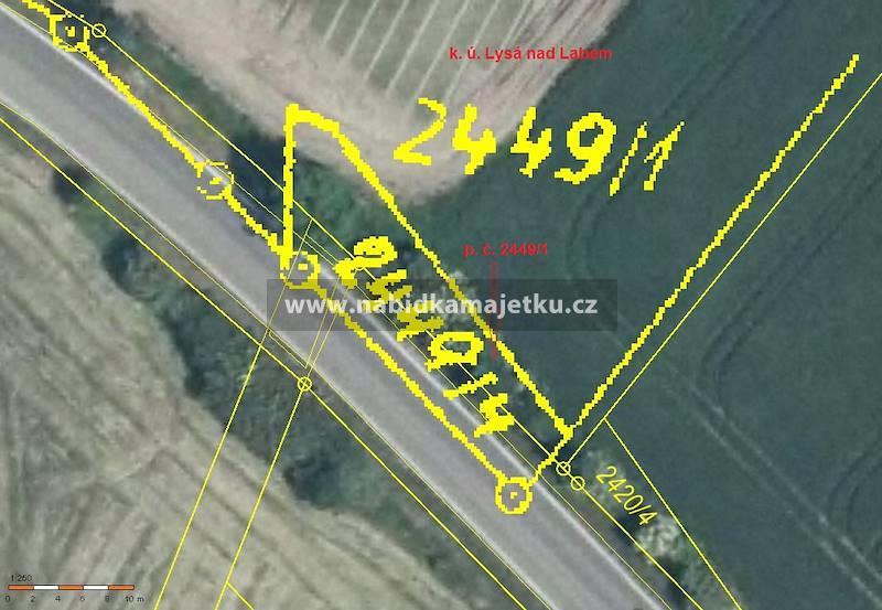 Lysá nad Labem p.č. 2449/4 a p.č. 2536/35