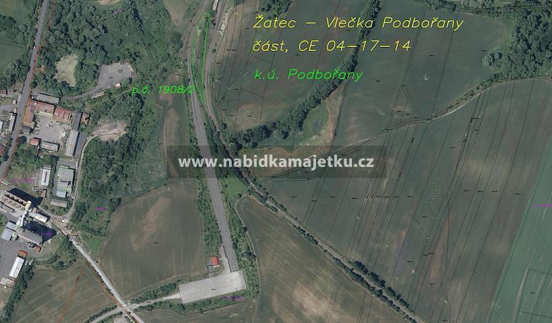 77210907 (VS): Podbořany – pozemek p.č. 1908/2, k.