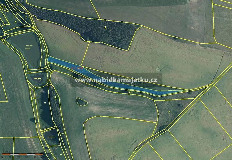 Nalžovice - pozemky p.č. 1199 a p.č. 1200