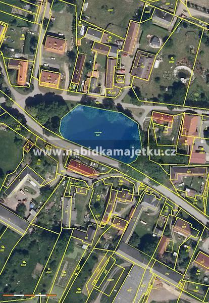 Tušovice - spol. podíl ve výši id. 2/16 pozemku