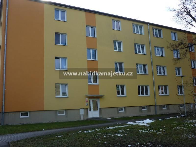 České Budějovice, byt  2+1 v Grünwaldově ul. čp. 3