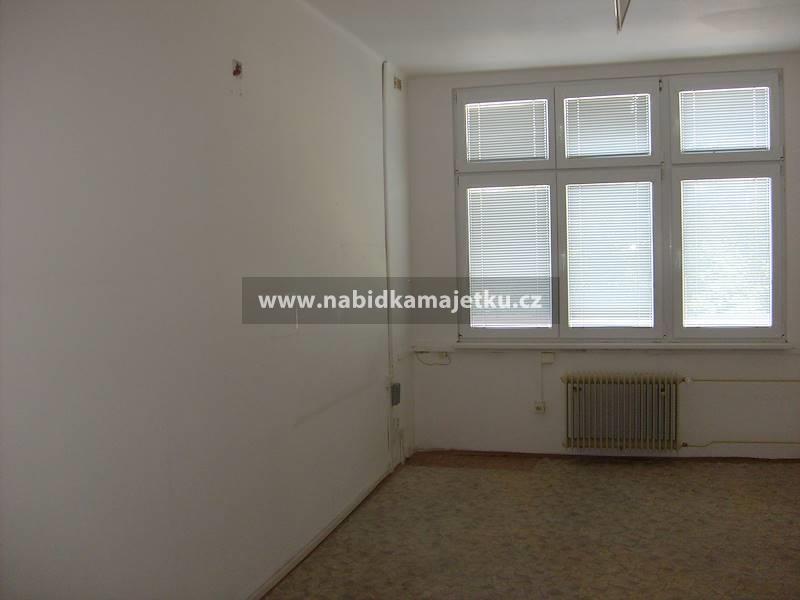Kancelářské prostory v objektu na adrese Vyšehrad
