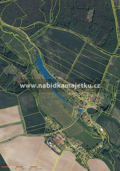 Nestrašovice, EAS/SPB/018/2021, pozemková parcela