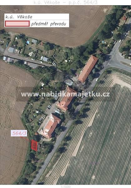 77210610 (VS): Hradec Králové – pozemek u vodního