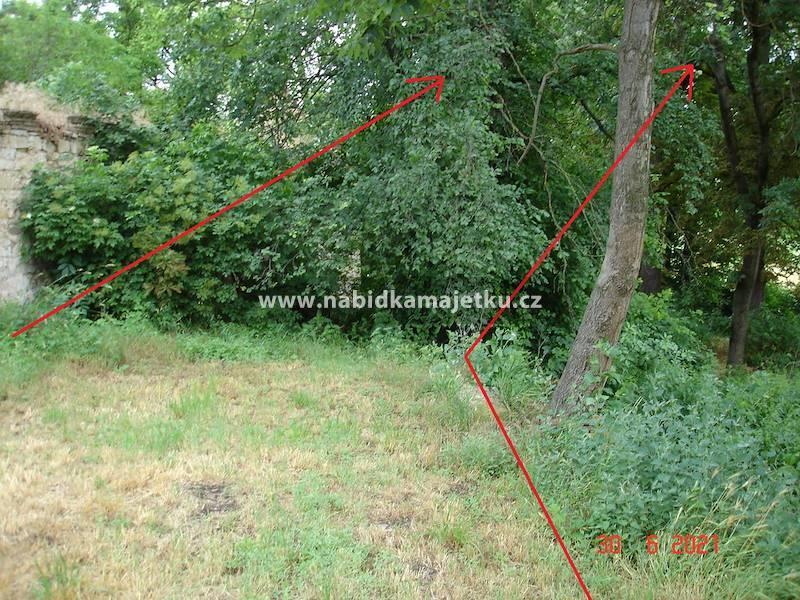 Prodej pozemku p.p.č. 228/11 o výměře 583 m2 v k.