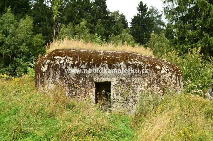"""77210617 (VS): Šumperk - bunkr (""""řopík"""") SLO VEČ 1"""