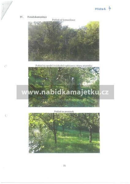 Orlovice, pozemek parc. č. 2758