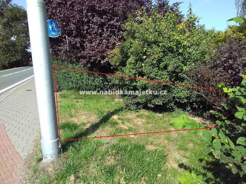 Pozemek pozemková parcela č. 990/8 v k. ú. Blešno