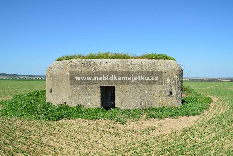 """77210918 (VS): Opava - bunkr (""""řopík"""") SLO VEČ"""