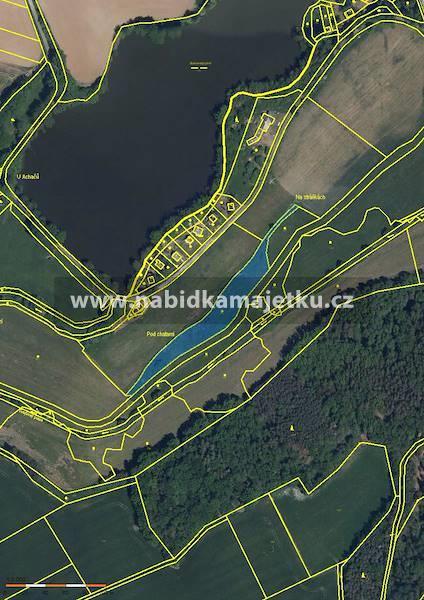 Nestrašovice, EAS/SPB/015/2021, pozemková parcela