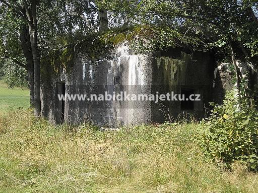 """77210618 (VS): Šumperk - bunkr (""""řopík"""") SLO VEČ 1"""