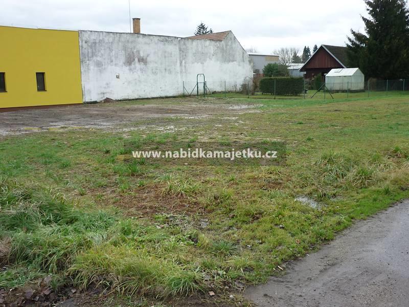 Ledenice, pozemek 2951/11 v ul. Budějovická